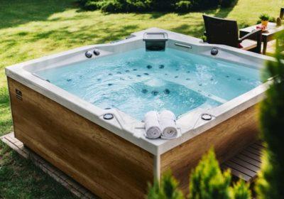 Wellness concept installateur de jacuzzi en Belgique